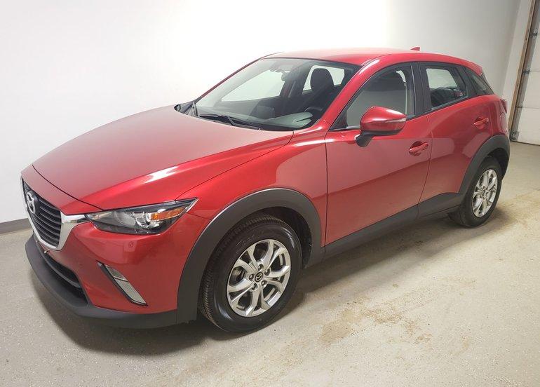 2016 Mazda CX-3 GS|Unlimited Mileage Warranty