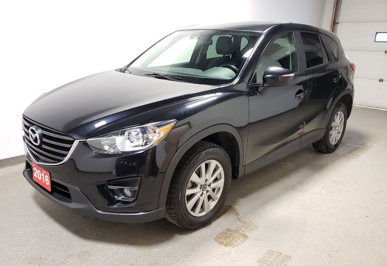 Mazda Remote Start >> Forman Mazda Pre Owned 2016 Mazda Cx 5 Gs L Remote Start Htd Lthr