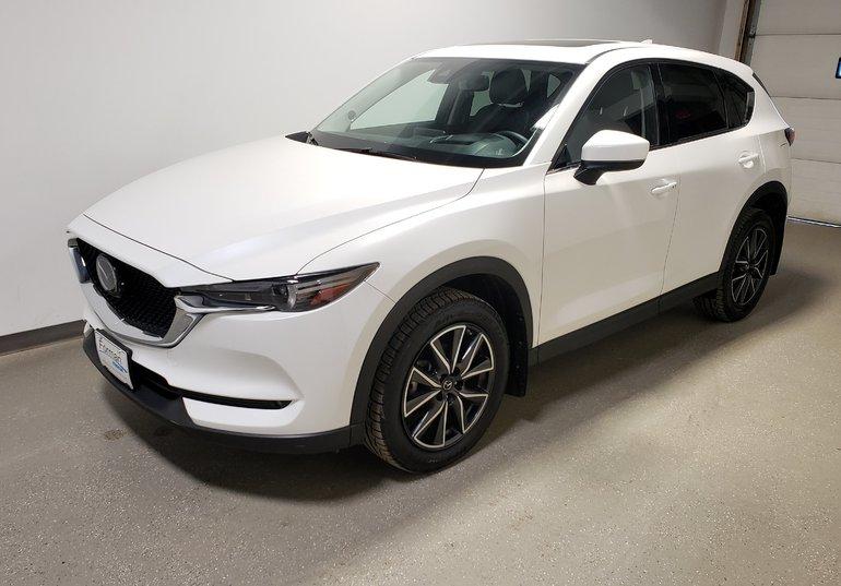 2017 Mazda CX-5 GT N Tires Pwr Tailgate Htd Lthr Warranty Tech