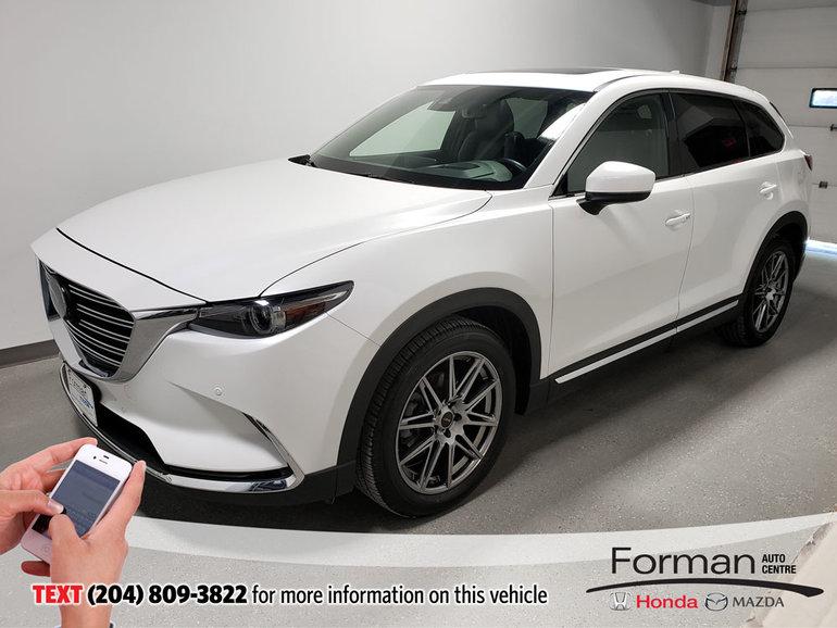 2018 Mazda CX-9 GT|Unlimited Mileage Warranty- Just arrived