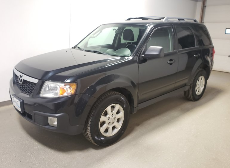 2011 Mazda Tribute GS AWD Clean Alloys New Tires Pwr Seat Serviced