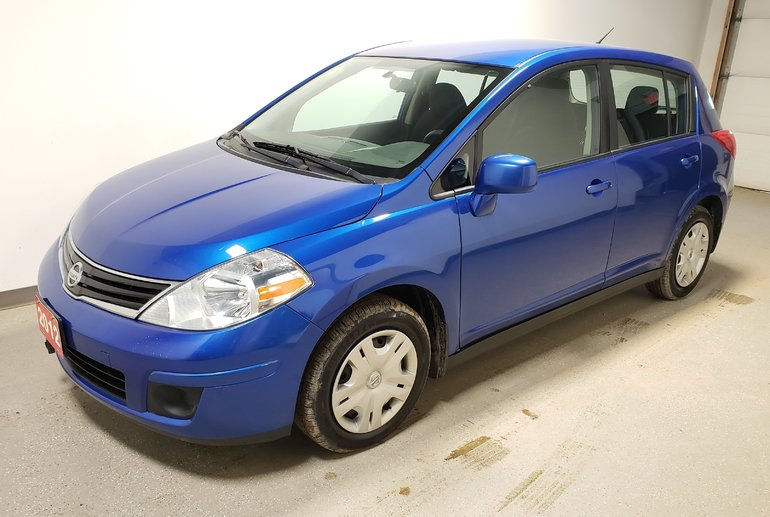 2012 Nissan Versa SL Low Kms Traction Control Clean-Just arrived