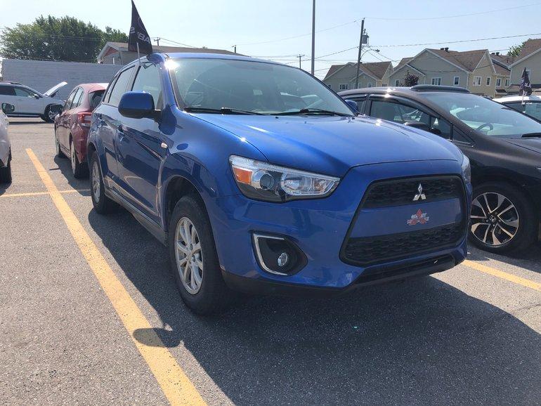 Mitsubishi St Hyacinthe >> Subaru St Hyacinthe Used 2015 Mitsubishi Rvr Awc