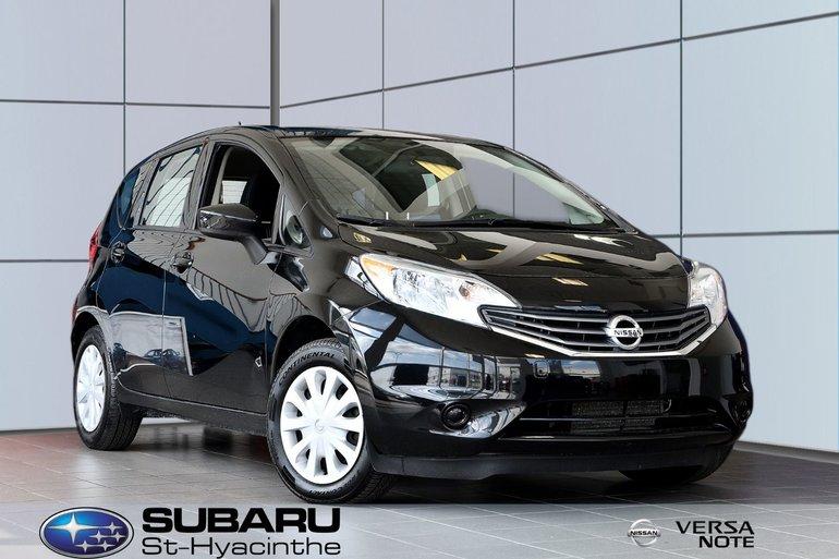 2015 Nissan Versa Note 1.6 SV