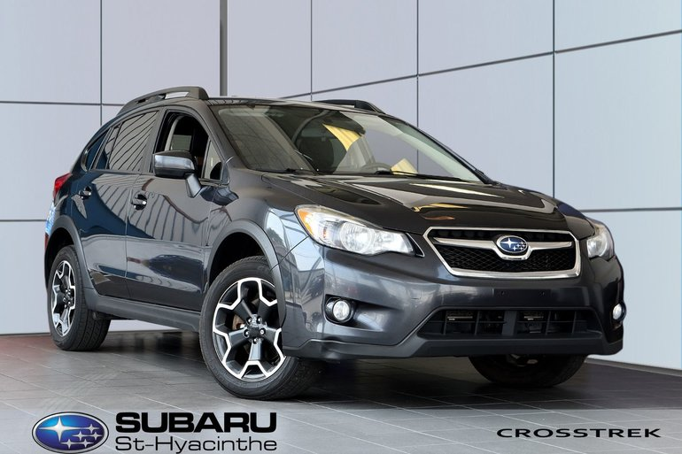 2015 Subaru Crosstrek Tourisme, pneu et freins neufs