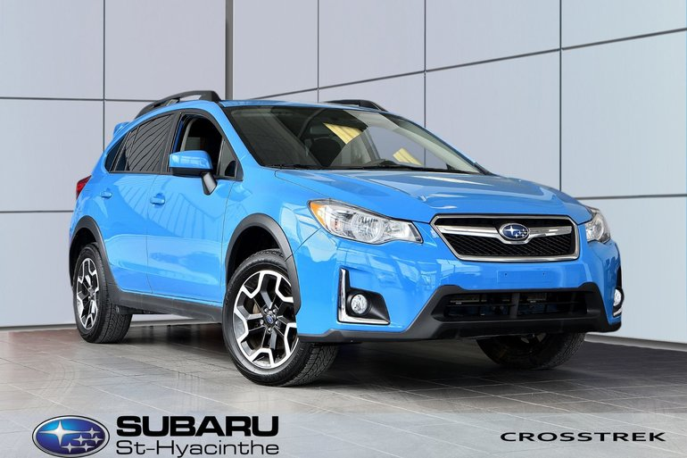 2016 Subaru Crosstrek Sport, toit ouvrant, aileron
