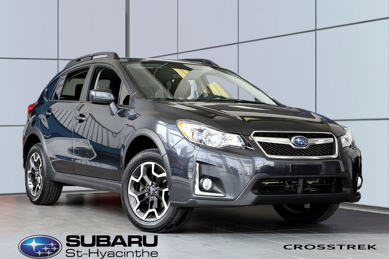 2016 Subaru Crosstrek 2.0 Tourisme, sièges chauffants