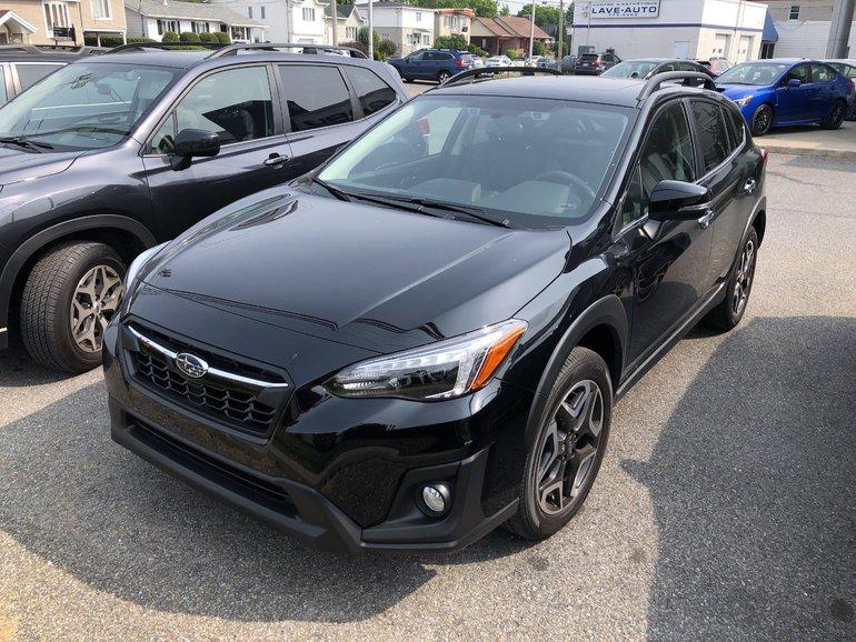 Subaru Crosstrek Limited w/Eyesight Package 2019