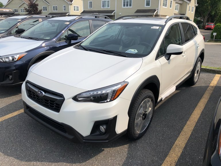 Subaru Crosstrek Sport w/Eyesight Package 2019