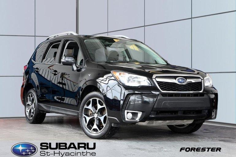 2014 Subaru Forester 2.0XT Limité