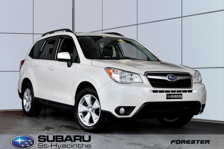 Subaru Forester 2.5 Commodité 2015
