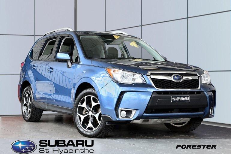 Subaru Forester 2.0XT Touring, toit panoramique 2015
