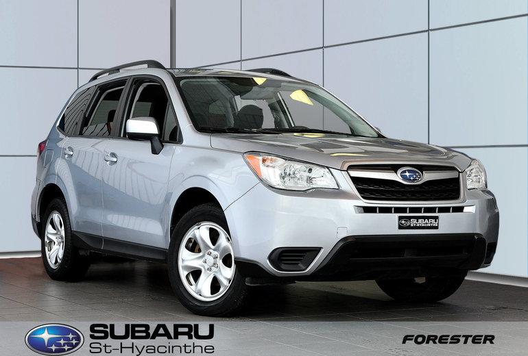 Subaru Forester 2.5 Commodité 2016