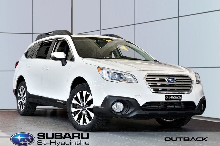 2015 Subaru Outback 3.6R Limited Eyesight, cuir, toit, GPS