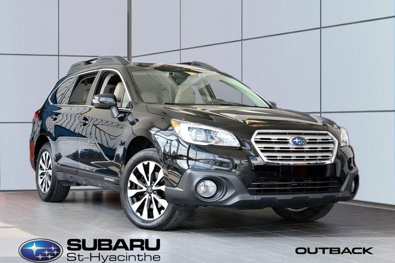 Subaru Outback Limited avec Eyesight 2016