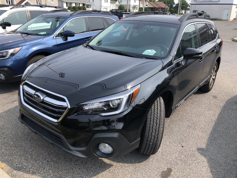 2019 Subaru Outback 2.5i Limited w/EyeSight Package
