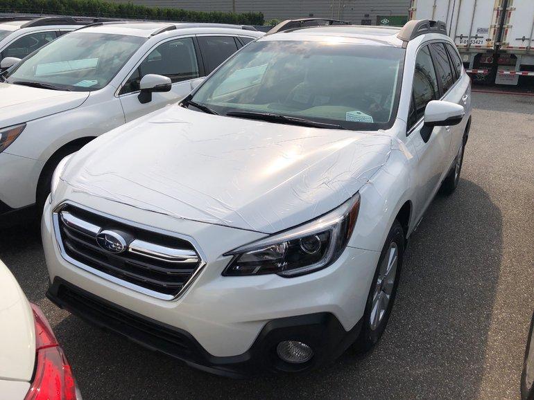 Subaru Outback 2.5i Touring 2019