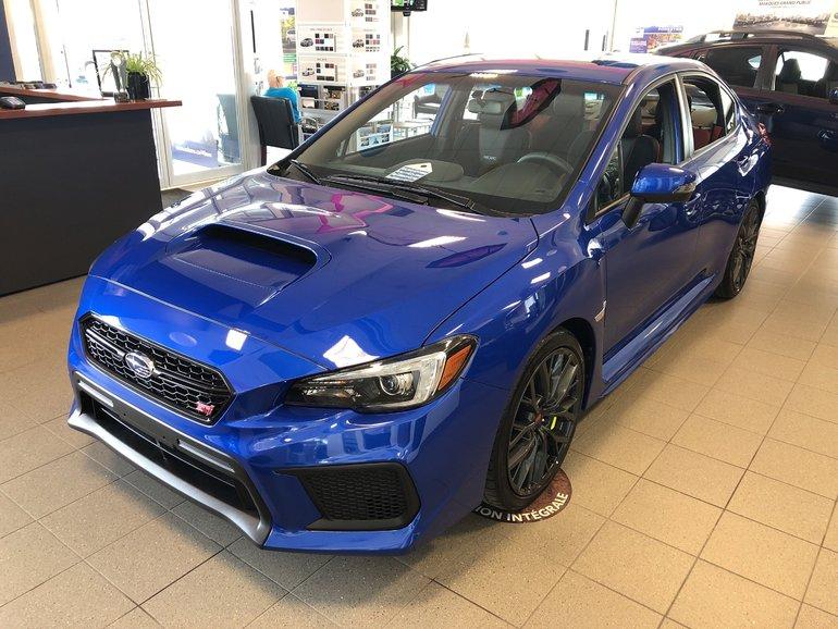 2019 Subaru WRX STI Sport-tech w/Lip