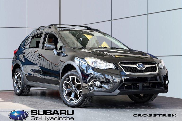 2015 Subaru Crosstrek 2.0i Touring, sièges chauffants
