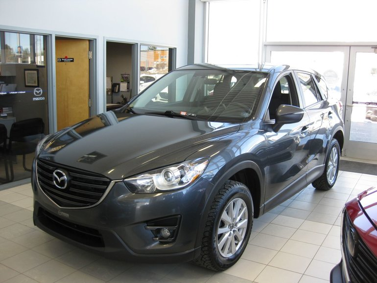Mazda CX-5 GS AWD TOIT CAMERA MAGS 2016
