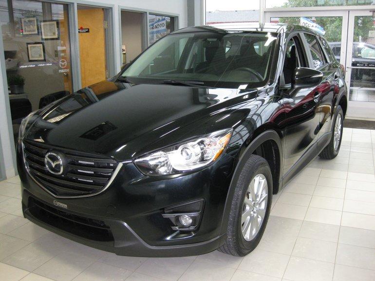 2016 Mazda CX-5 GS AWD TOIT MAGS CAMERA