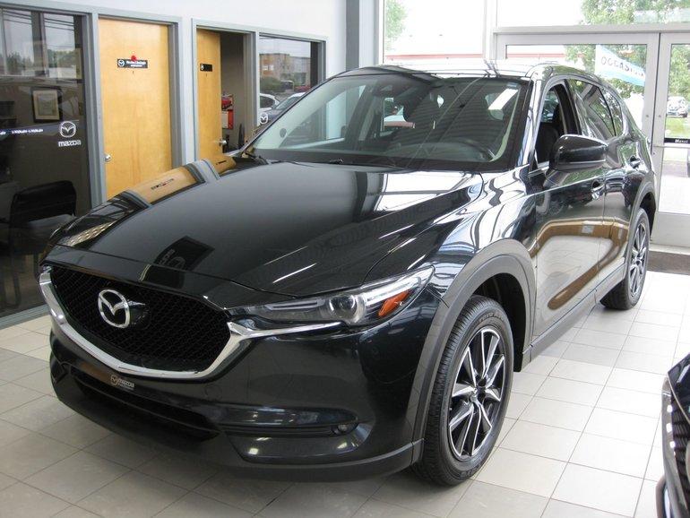 2017 Mazda CX-5 GT CUIR TOIT NAVIGATION BOSE