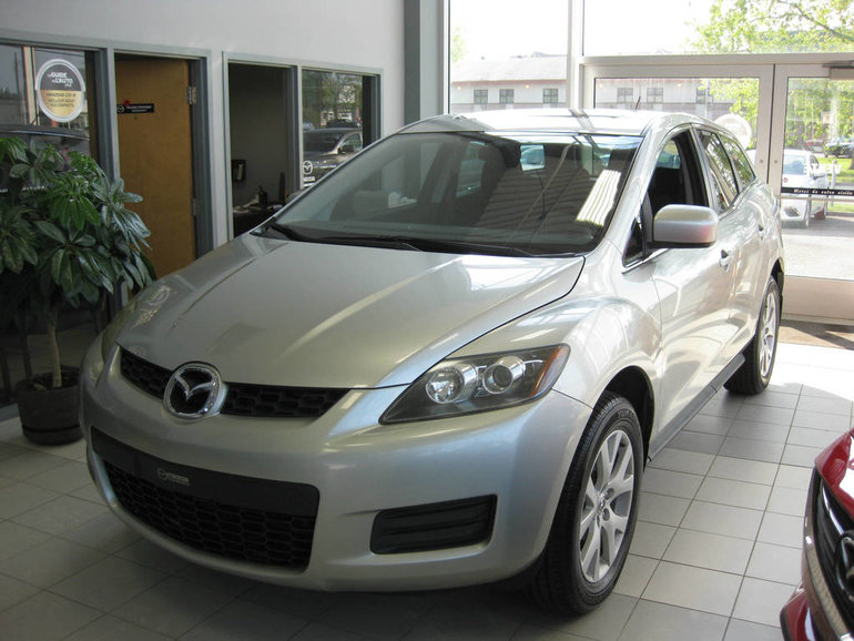 2007 Mazda CX-7 GS AWD