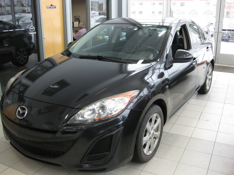 Mazda Mazda3 GX MAGS A/C 2011