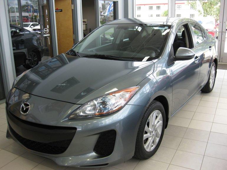 Mazda3 GS-SKY mags demarreur 2012