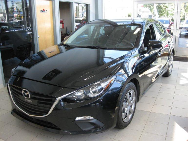 Mazda3 GX SPORT A/C 2015