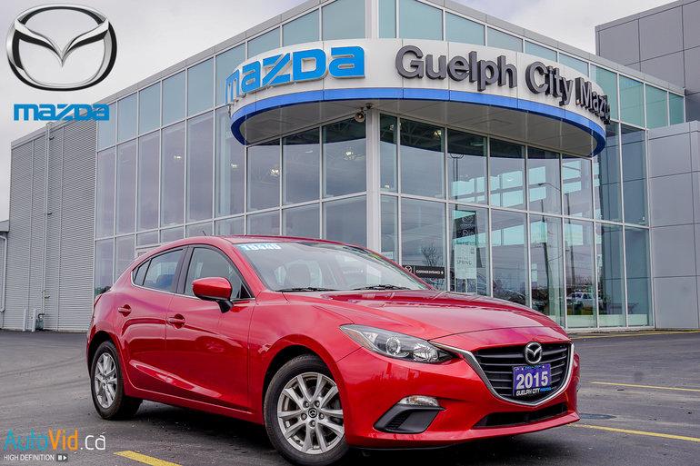 2015  Mazda3 Sport GS-SKY 6sp