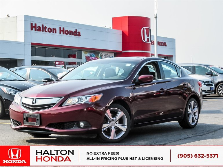 Used Acura ILX Base For Sale Halton Honda - Honda acura for sale