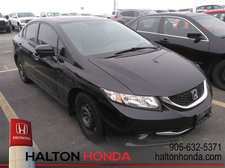 2014 Honda Civic Sedan Touring