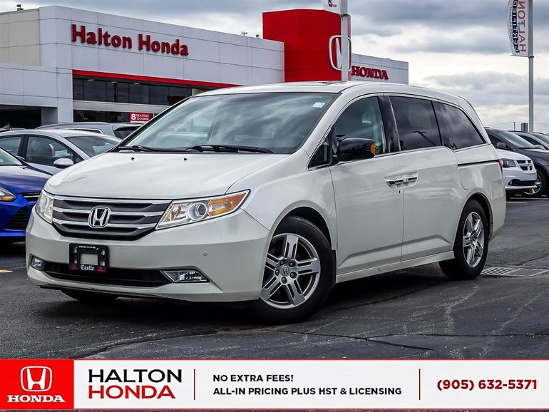2013 Honda Odyssey TOURING|SERVICE HISTORY ON FILE|ACCIDENT FREE