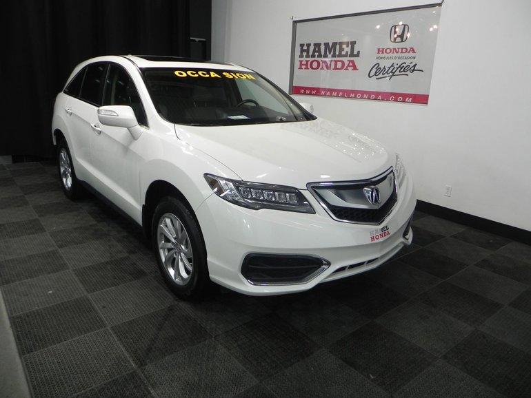 Acura RDX TECH AWD 2017