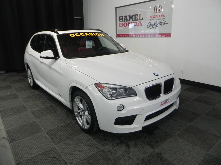 2014 BMW X1 35i xDRIVE