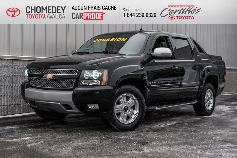 2009 Chevrolet Avalanche LS TOIT MAGS NAVIGATION