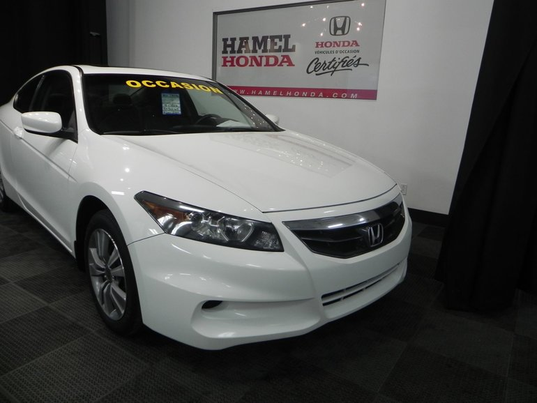 Honda Accord COUPE EX-L Auto 2011