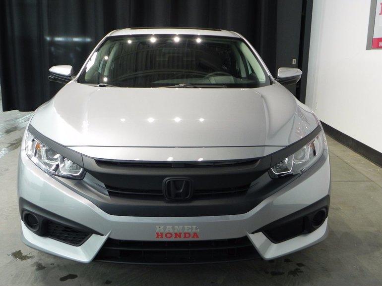 Honda Civic Sedan EX-HS 2017