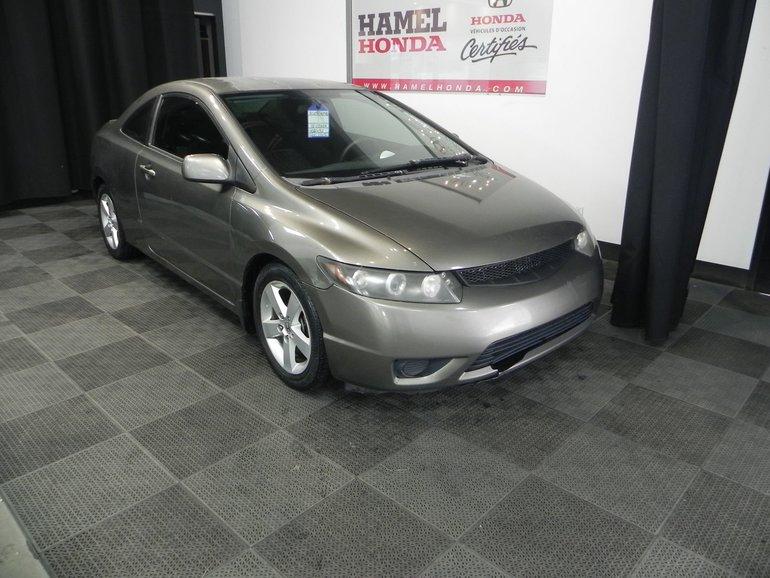 Honda Civic COUPE LX 2007