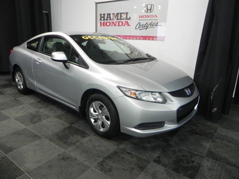 2013 Honda Civic COUPE LX Auto
