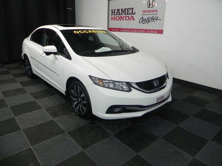 Honda Civic Touring 2015