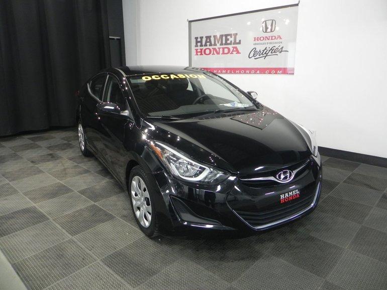 Hyundai Elantra GL Automatique 2015