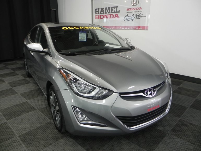 2016 Hyundai Elantra GLS Automatique