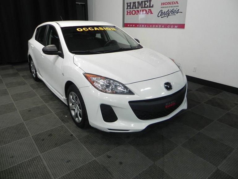 Mazda 3 SPORT GX Auto 2012
