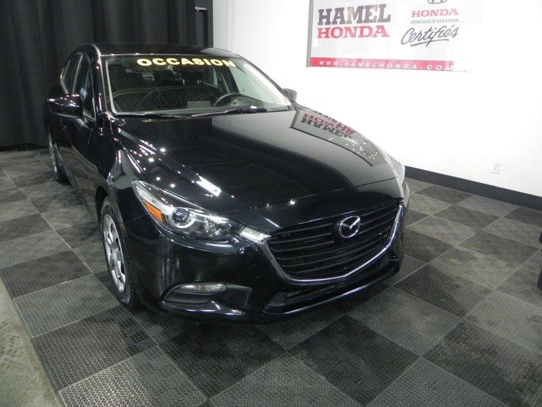 2017 Mazda 3 GX Automatique