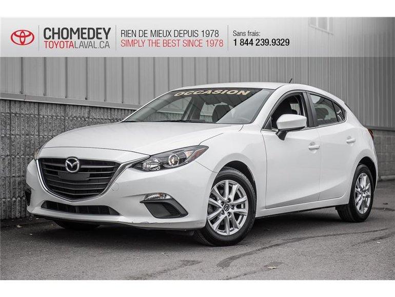 Mazda Mazda3 GS SPORT AUTOMATIQUE FULL 2015