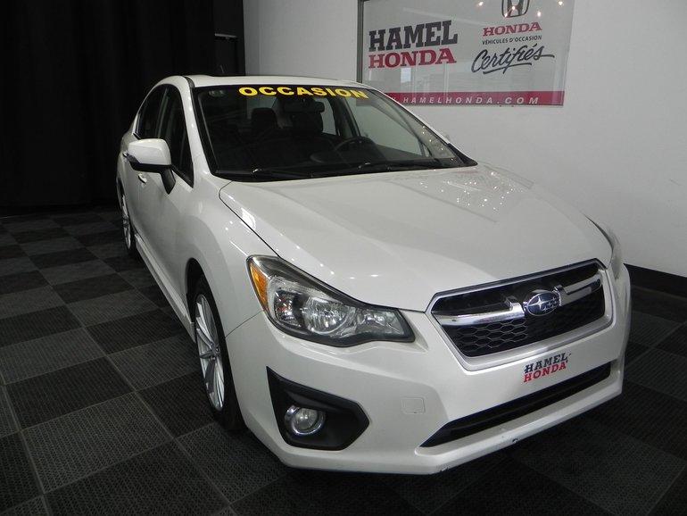 Subaru Impreza LIMITED AWD 2012