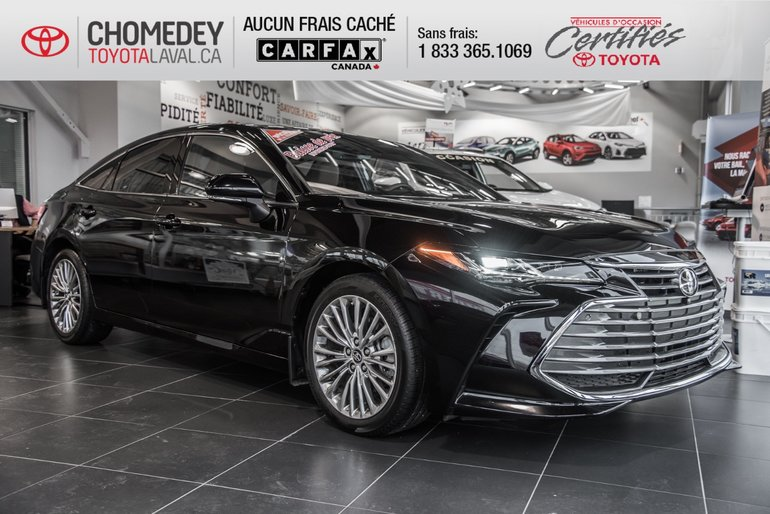 Toyota Avalon LIMITED CUIR TOIT MAGS GPS 2019