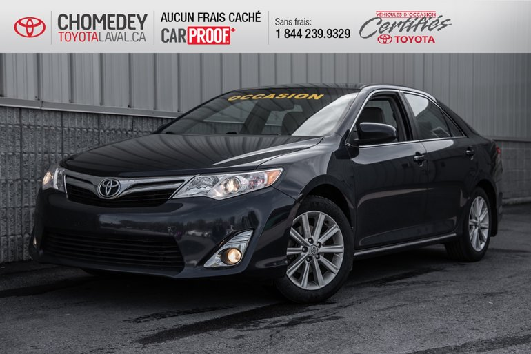 Toyota Camry XLE CUIR TOIT NAV MAGS AUTOMATIQUE 2014